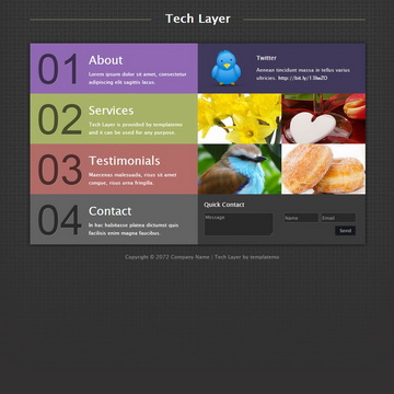 Tech Layer Template