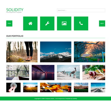 Solidity Template