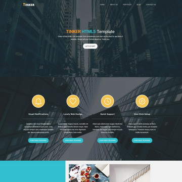 548 Free Html Css Website Templates By Templatemo