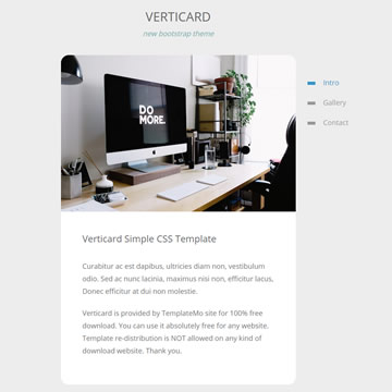 Download Free CSS Website Templates on TemplateMo