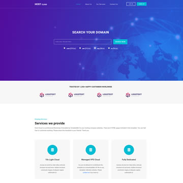 535 Free Html Css Website Templates By Templatemo