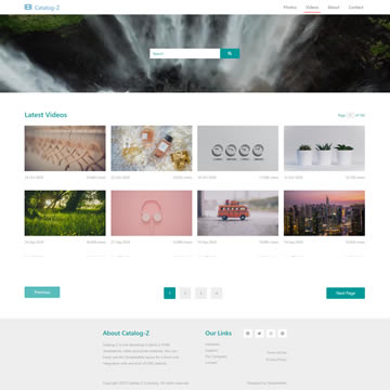 Download Free Css Website Templates